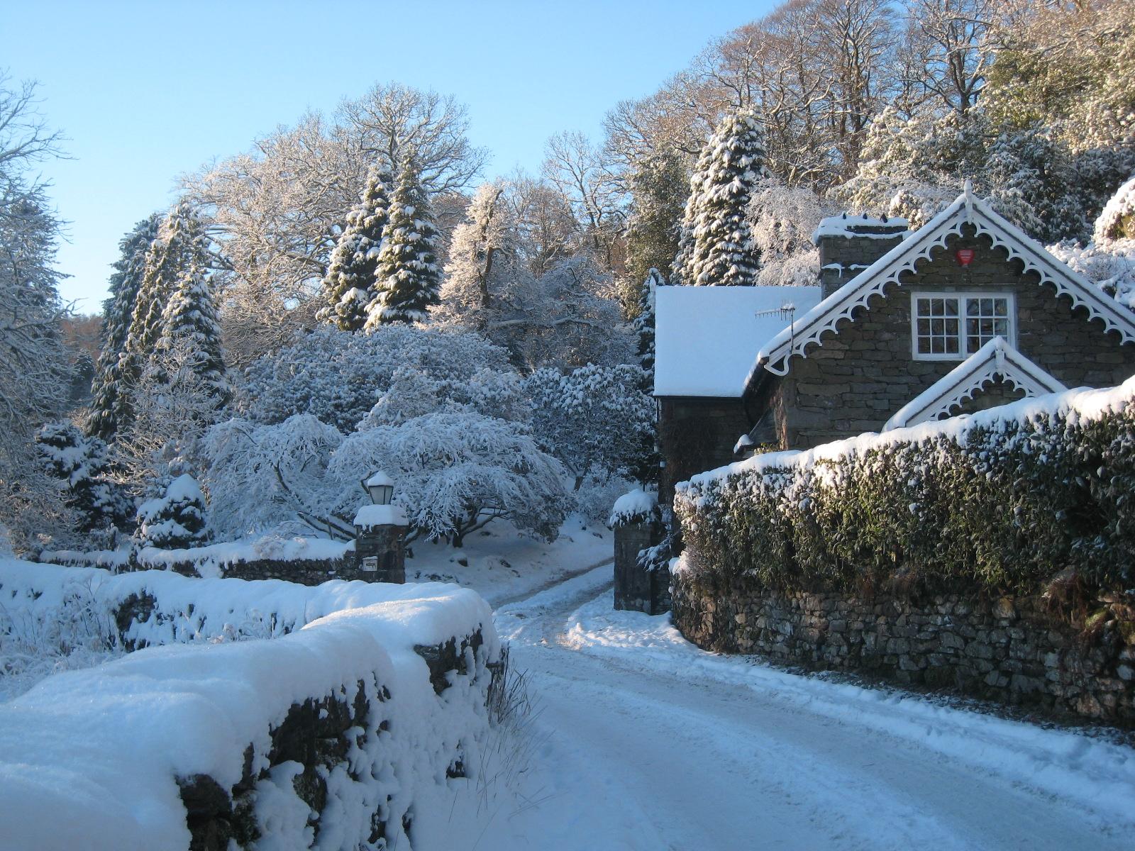 Faeryland Grasmere Village English Lake District
