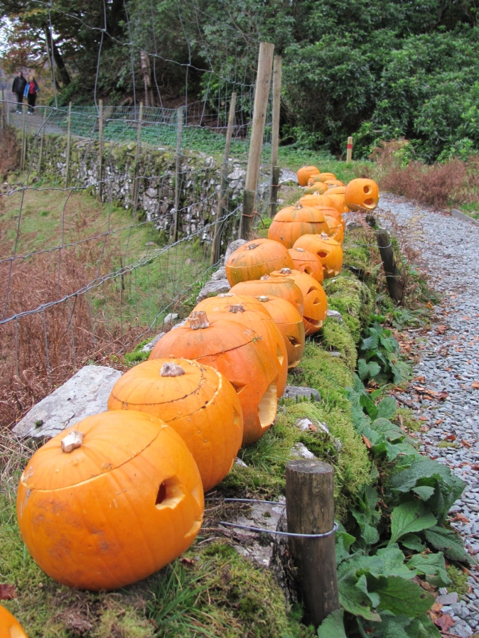 Halloween at Allan Bank