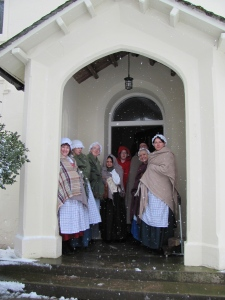 Servants from Wordsworth House