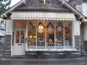 Baldrys Tea Room