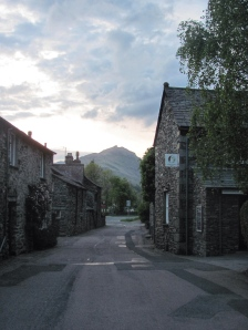 End of Day Townend Grasmere