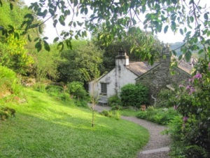 Dove Cottage Evening