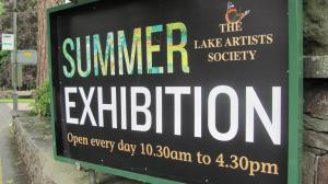 Lakes Artists Society Exhibition