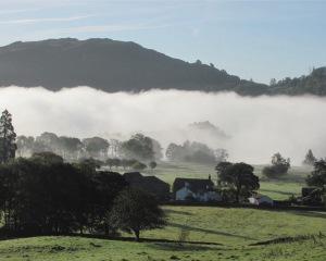 Grasmere Cloud Inversion