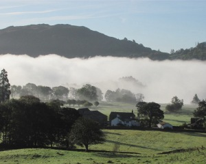 Grasmere Cloud Inversion
