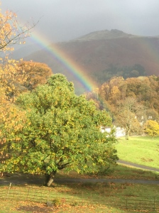 Another Grasmere Rainbow