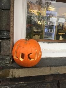 Lucia's Pumpkin Grasmere