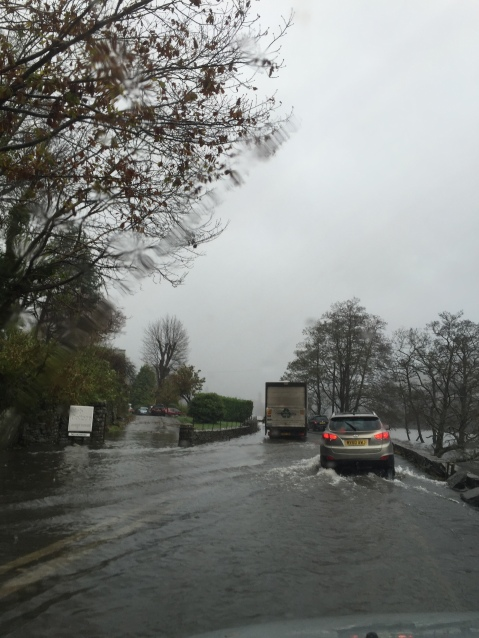 Flooding Rydal