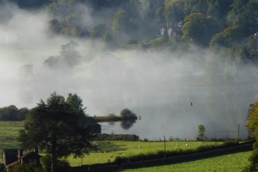 Misty Morning Grasmere