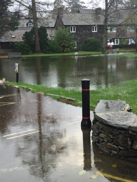 Wet weather Grasmere