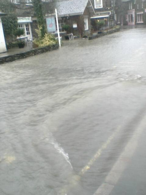 Flooding Stock Lane