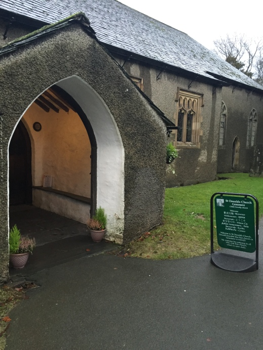 St Oswalds Church Grasmere