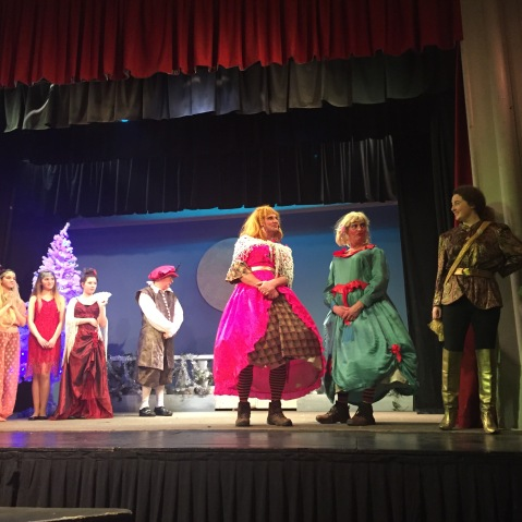 Grasmere Players Panto