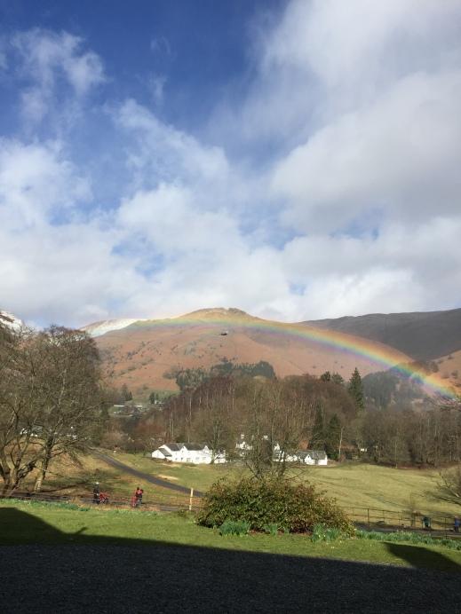 Grasmere Rainbow