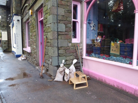 Bag shop Grasmere