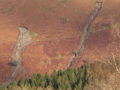 Landslides Grasmere