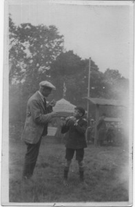 Eric Grasmere Sports age 7
