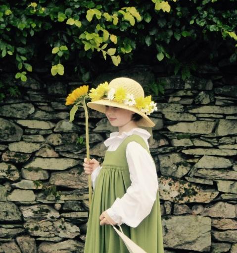 Grasmere Rushbearing Maiden