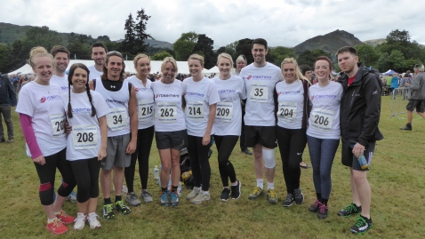 Rosemere Foundation Runners