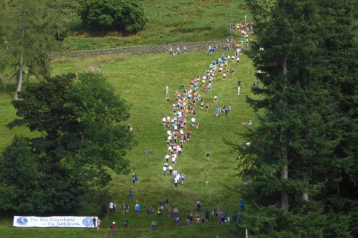 Senior Guides Race Grasmere