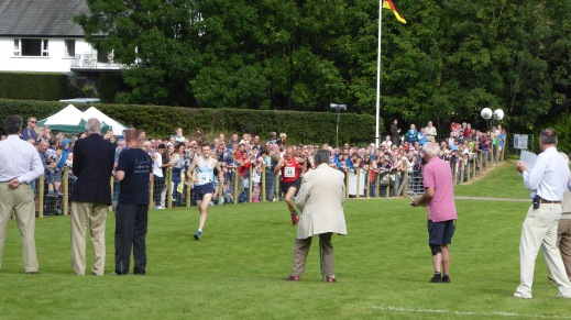 Grasmere Race close finish