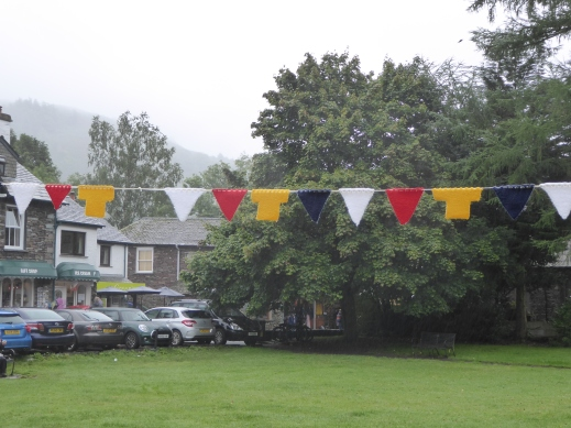 Knitted Grasmere Bunting