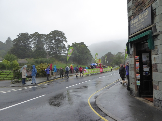 Setting up Sprint end in Grasmere