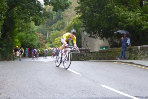 Yellow Jersey Greipel