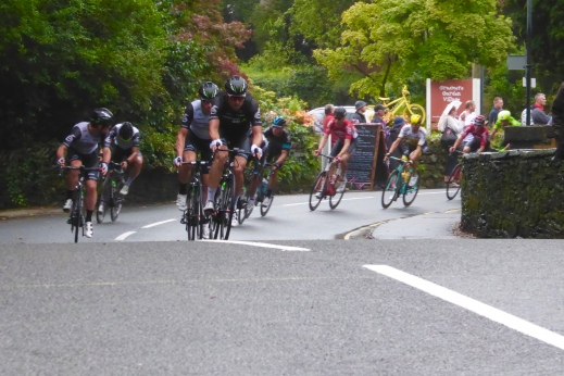 Grasmere cyclists ToB 2016