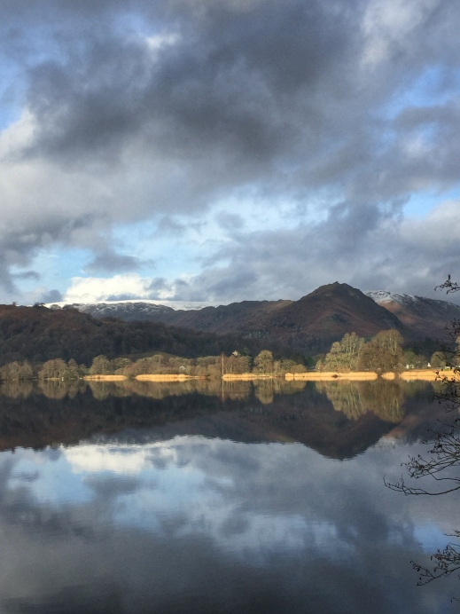 February in Grasmere