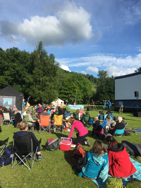 Outdoor Cinema Grasmere