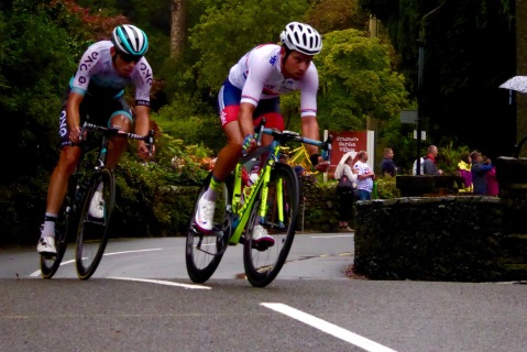 Tour of Britain Grasmere