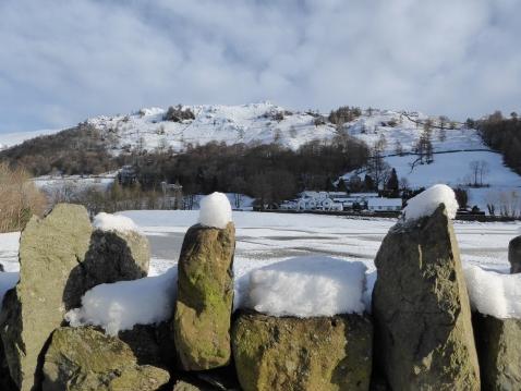 Snowy Grasmere