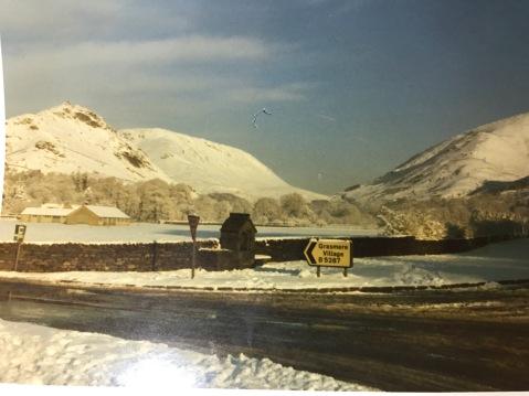A591 Junction Grasmere
